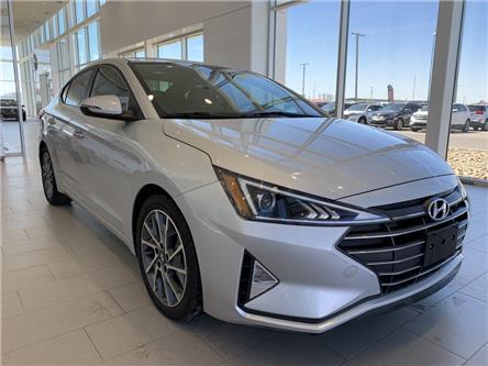 2019 Hyundai Elantra Luxury (Stk: V7697) in Saskatoon - Image 1 of 17