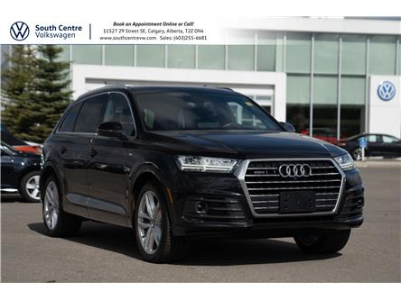2018 Audi Q7 3.0T Technik (Stk: U6721) in Calgary - Image 1 of 44
