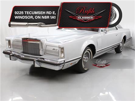 1978 Lincoln Continental Mark V Emilio Pucci Edition  (Stk: PM7730) in Windsor - Image 1 of 30