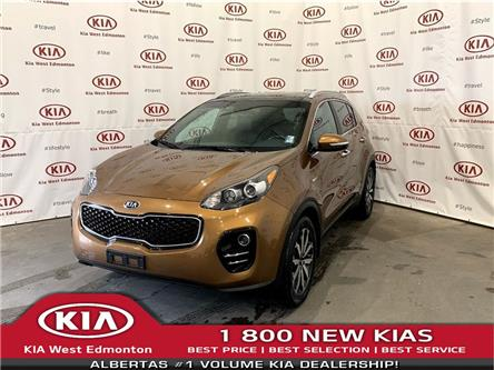 2017 Kia Sportage EX Premium (Stk: 7792) in Edmonton - Image 1 of 27