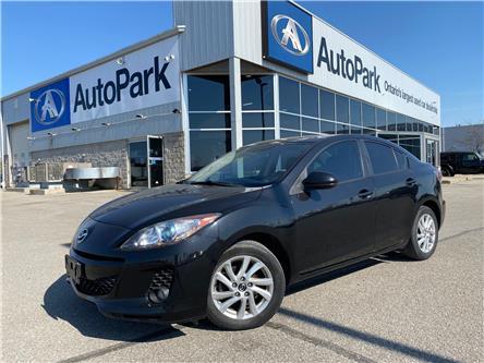 2013 Mazda Mazda3 GS-SKY (Stk: 13-47221JB) in Barrie - Image 1 of 26