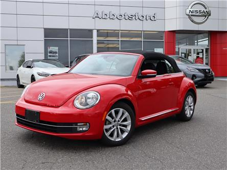 2014 Volkswagen Beetle 2.5L Highline (Stk: A21075A) in Abbotsford - Image 1 of 27