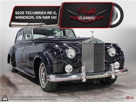 1961 Rolls-Royce Silver Cloud II SILVER CLOUD II LWB SALOON (Stk: PM7055) in Windsor - Image 1 of 22