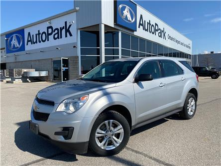 2015 Chevrolet Equinox LS (Stk: 15-49044T) in Barrie - Image 1 of 26