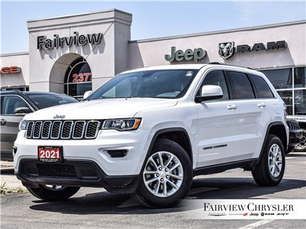 2021 Jeep Grand Cherokee Laredo (Stk: U18502DR) in Burlington - Image 1 of 29