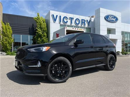 2021 Ford Edge ST Line (Stk: VEG20273) in Chatham - Image 1 of 18