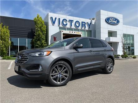 2021 Ford Edge Titanium (Stk: VEG20277) in Chatham - Image 1 of 17