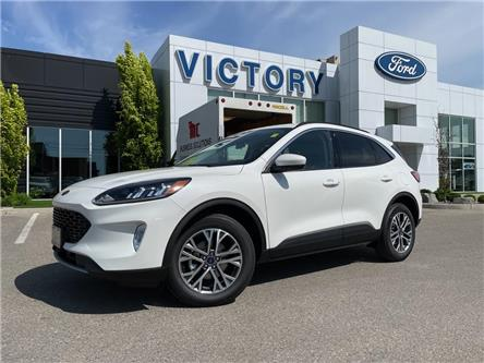 2021 Ford Escape SEL Hybrid (Stk: VEP20322) in Chatham - Image 1 of 17