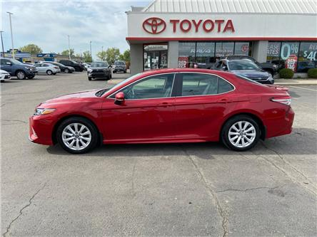 2019 Toyota Camry  (Stk: POO58970) in Cambridge - Image 1 of 17