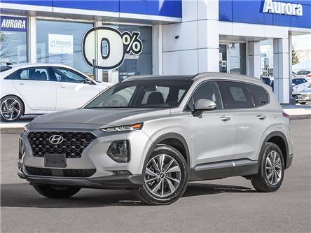 2020 Hyundai Santa Fe  (Stk: 21996) in Aurora - Image 1 of 23