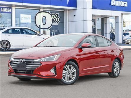 2020 Hyundai Elantra  (Stk: 22268) in Aurora - Image 1 of 23