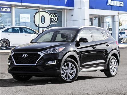 2021 Hyundai Tucson Preferred (Stk: 22410) in Aurora - Image 1 of 23