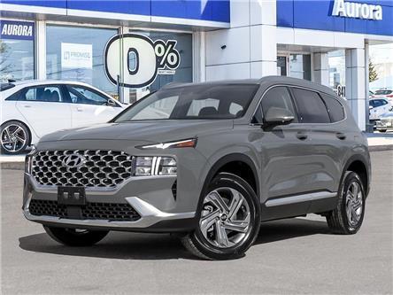 2021 Hyundai Santa Fe  (Stk: 22580) in Aurora - Image 1 of 23