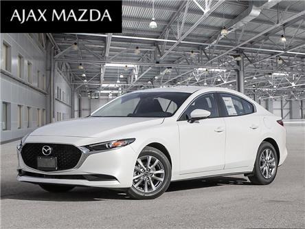 2021 Mazda Mazda3 GX (Stk: 21-1554) in Ajax - Image 1 of 23