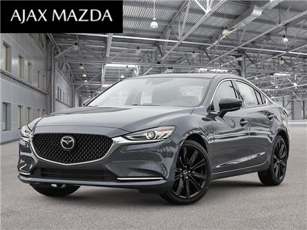 2021 Mazda MAZDA6 Signature (Stk: 21-1566) in Ajax - Image 1 of 23