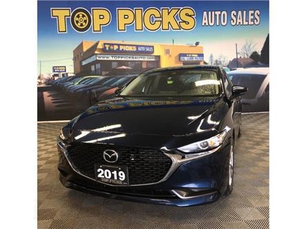 2019 Mazda Mazda3 GS (Stk: 125633) in NORTH BAY - Image 1 of 24