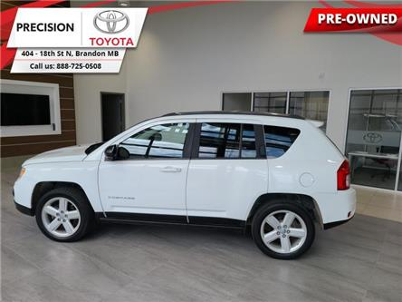 2012 Jeep Compass WHITE (Stk: 185051) in Brandon - Image 1 of 27