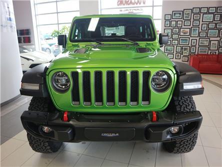 2018 Jeep Wrangler Rubicon (Stk: 906) in Québec - Image 1 of 27