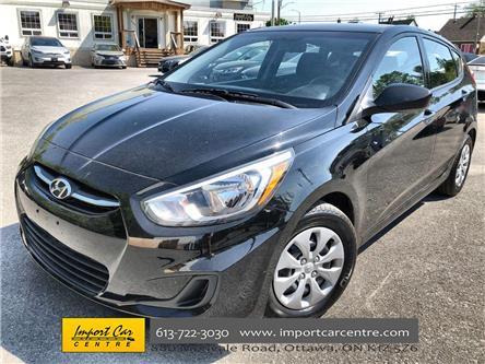 2015 Hyundai Accent GL (Stk: 206647) in Ottawa - Image 1 of 21