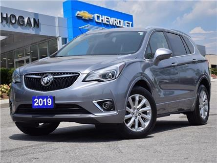 2019 Buick Envision Essence (Stk: A013056) in Scarborough - Image 1 of 30
