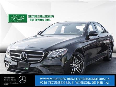 2020 Mercedes-Benz E-Class Base (Stk: M7659) in Windsor - Image 1 of 23