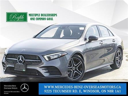 2020 Mercedes-Benz A-Class Base (Stk: M7691) in Windsor - Image 1 of 20