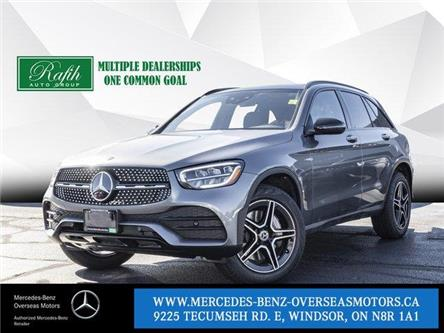 2020 Mercedes-Benz GLC 300 Base (Stk: M7698) in Windsor - Image 1 of 24