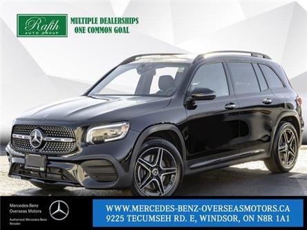 2020 Mercedes-Benz GLB 250 Base (Stk: M7814) in Windsor - Image 1 of 25