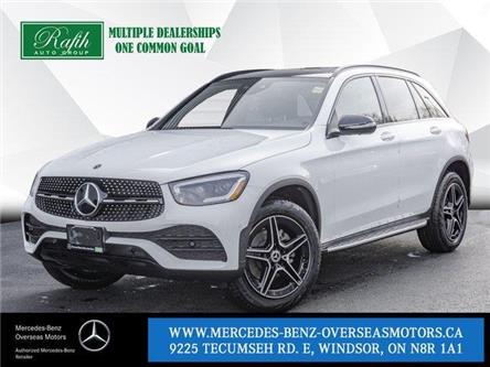 2021 Mercedes-Benz GLC 300 Base (Stk: M7822) in Windsor - Image 1 of 24