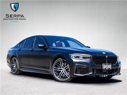2020 BMW 750i xDrive (Stk: CP057) in Aurora - Image 1 of 26