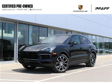 2020 Porsche Cayenne S (Stk: U9659) in Vaughan - Image 1 of 30