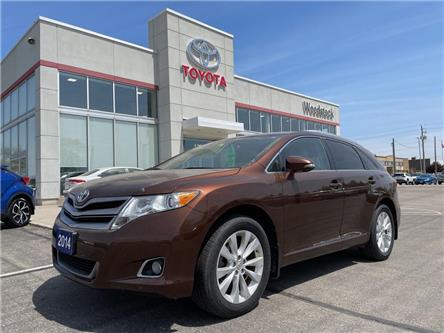 2014 Toyota Venza Base (Stk: 144896A) in Woodstock - Image 1 of 24
