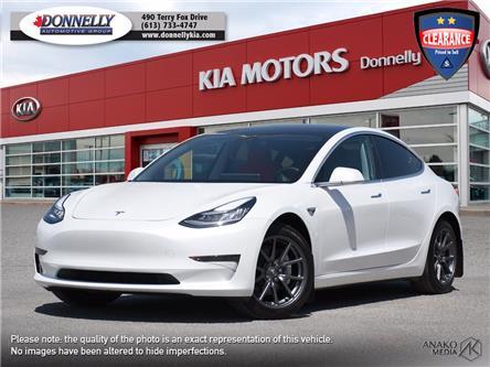 2020 Tesla Model 3 Standard Range (Stk: KU2540) in Kanata - Image 1 of 24