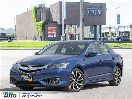 2017 Acura ILX A-Spec (Stk: 802893) in Milton - Image 1 of 21