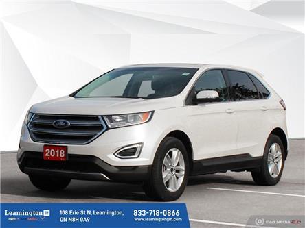 2018 Ford Edge SEL (Stk: U4748) in Leamington - Image 1 of 30