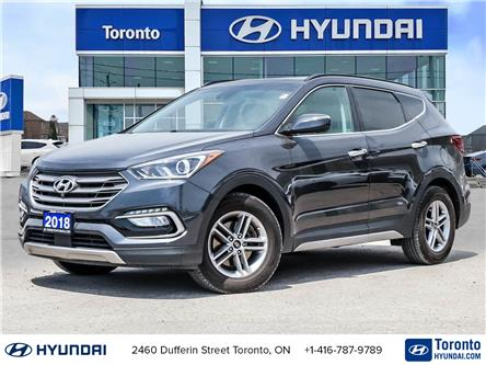 2018 Hyundai Santa Fe Sport 2.0T Ultimate (Stk: U07104) in Toronto - Image 1 of 27