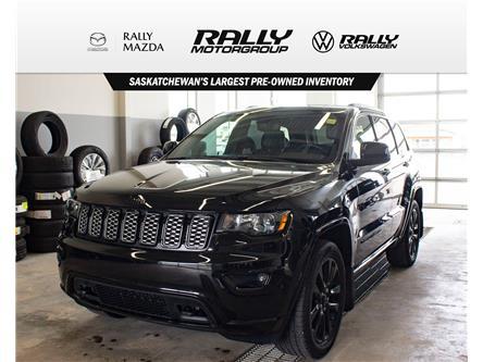 2018 Jeep Grand Cherokee Laredo (Stk: V1505) in Prince Albert - Image 1 of 16