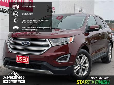 2015 Ford Edge SEL (Stk: B11937) in North Cranbrook - Image 1 of 17