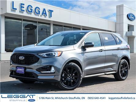 2021 Ford Edge ST Line (Stk: 21D1024) in Stouffville - Image 1 of 28