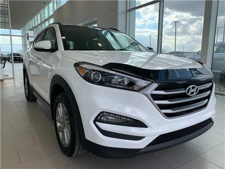2017 Hyundai Tucson Premium (Stk: V7742) in Saskatoon - Image 1 of 17