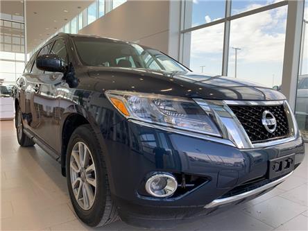 2016 Nissan Pathfinder SV (Stk: V7744) in Saskatoon - Image 1 of 14