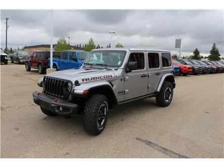 2021 Jeep Wrangler Unlimited Rubicon (Stk: MT085) in Rocky Mountain House - Image 1 of 30