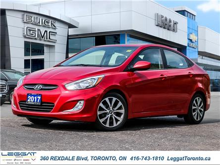 2017 Hyundai Accent LE (Stk: 057129A) in Etobicoke - Image 1 of 22