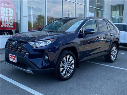 2019 Toyota RAV4 Limited (Stk: W5351A) in Cobourg - Image 1 of 29