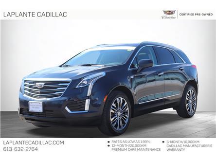 2017 Cadillac XT5 Premium Luxury (Stk: 3993A) in Hawkesbury - Image 1 of 18