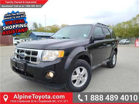 2011 Ford Escape XLT Manual (Stk: 5926160A) in Cranbrook - Image 1 of 21