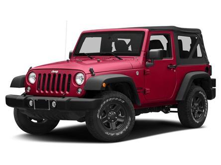 2014 Jeep Wrangler Sport (Stk: 30137BZ) in Thunder Bay - Image 1 of 9