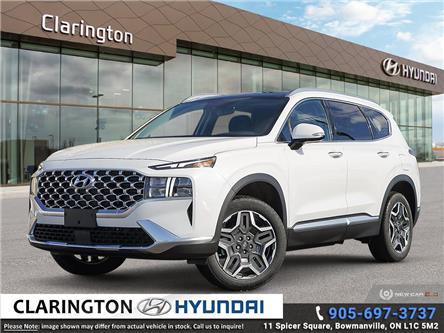 2021 Hyundai Santa Fe HEV Luxury (Stk: 21304) in Clarington - Image 1 of 24
