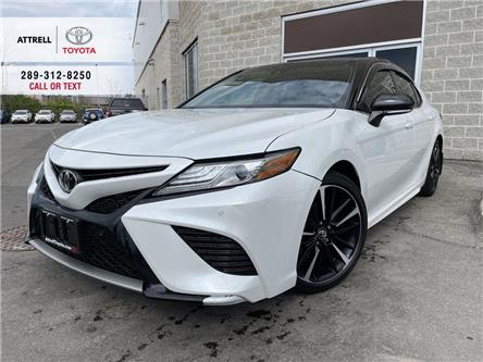 2018 Toyota Camry XSE (Stk: 49603A) in Brampton - Image 1 of 29
