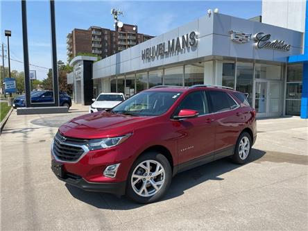 2019 Chevrolet Equinox 1LT (Stk: TM325A) in Chatham - Image 1 of 21